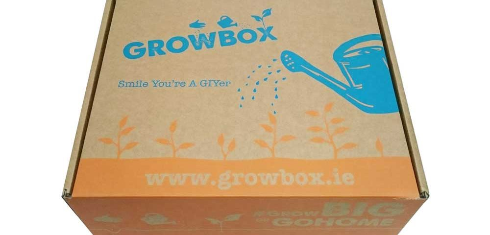 GIY Grow Box packed and ready to go